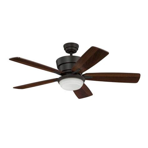 44 inch ceiling fan with light kichler hatteras bay patio tannery bronze four light 44