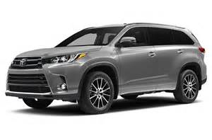 Toyota Highlander Images New 2017 Toyota Highlander Price Photos Reviews