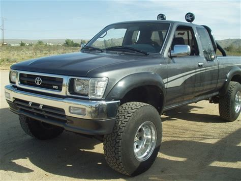 90s Toyota Tacoma by Forgotten Cool Cars Of The 90s Page 19 Adventure Rider