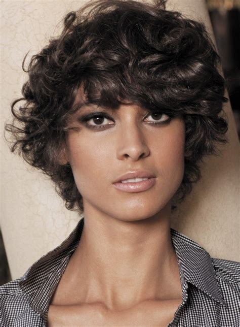 hairstyles cuts for curly hair hispanic women short curly hairstyles google search