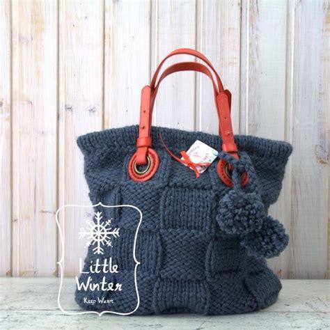 Handmade Bag boho bag handmade bags shoulder bag knit handbags shoulder