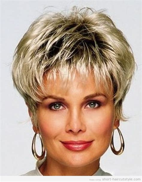 hair color cut styles for 50 plus plus size short hairstyles for women over 40 short
