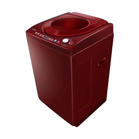 Mesin Cuci Sharp Zeromatic jual polytron zeromatic ruby paw 8512m mesin cuci