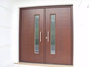 Exterior Sliding Barn Doors For Sale Custom Designed Double Front Door In Mahagony Finish