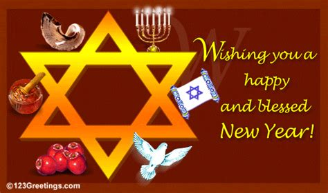 how to say happy new year in hebrew rosh hashanah the new year falls on the hebrew
