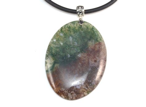 agate jewelry agate necklace moss agate pendant agate pendant sterling