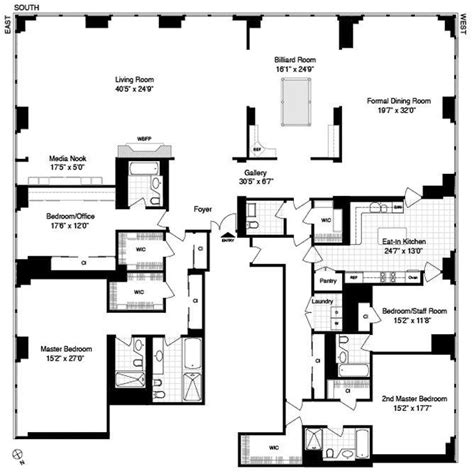 trump tower apartments derek jeter trump world tower penthouse floor plan jhs