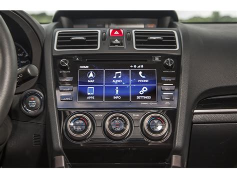 subaru forester interior 2017 subaru forester prices reviews and pictures u s