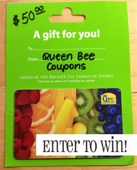 How To Win Gift Cards - qfc target gift cards lamoureph blog