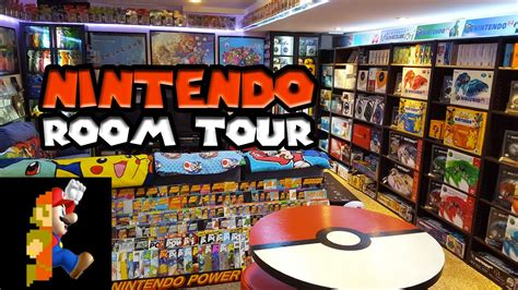 Nintendo Room by Nintendo Room Collection Therackup