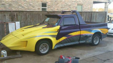 corvette truck ebay find shadi customs 1981 gmc quot corvette truck