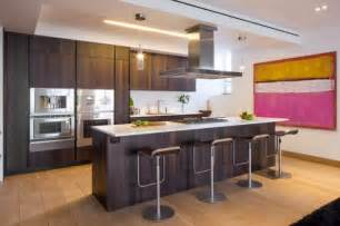 luxury italian kitchen designs ideas sets kitchens island and adjacent dining area offer plenty space for