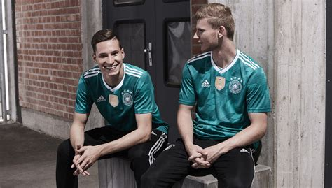 camiseta alternativa adidas de alemania mundial 2018