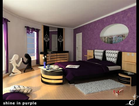 purple bedrooms 25 impossible purple bedroom ideas slodive