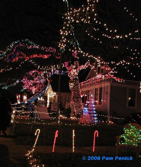 37th street christmas lights austin 37th street lights iron blog