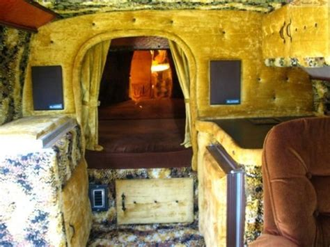 Tiklip Bogor Original Interior Velvet Original 1979 Dodge Custom Maxi Rv Velvet And Shag