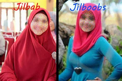 Ah Jilbab Serut Jokowi antara jilbab dan jilboobs satumedia net
