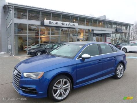 2015 audi s3 blue sepang blue 2015 audi s3 autos post