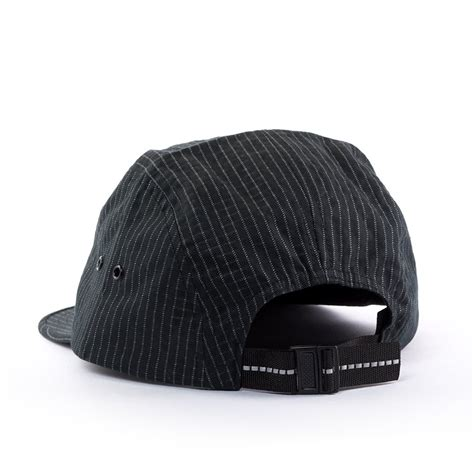 supreme 5 panel supreme 5 panel overdyed ripstop c cap black caps 5