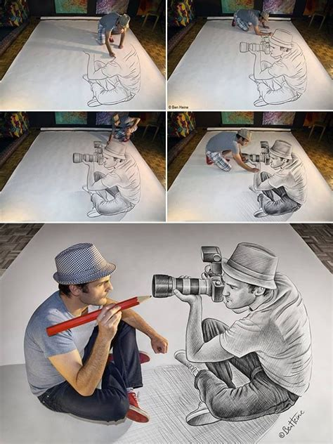 Fun Bathroom Ideas Amazing 3d Drawing Use Of Pencil And Paper Rank Nepal