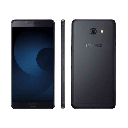 Samsung Galaxy C9 Pro Lte 6gb by Samsung Galaxy C9 Pro 64gb 6gb Ram 4g Lte Dual Sim Black
