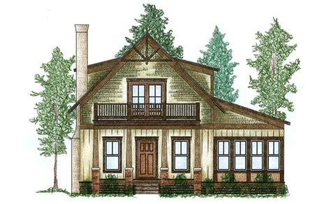 cute cottage house plans cute cottage with bunk room 9746al 1st floor master