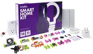 littlebits introduces its own diy smart home kit a look