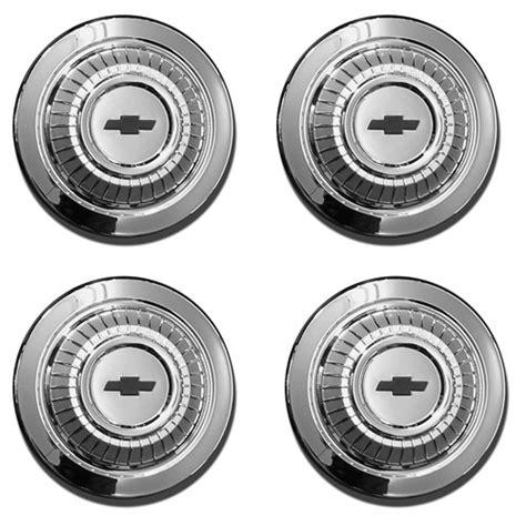 dish hubcaps 1967 chevrolet dish hubcap kit