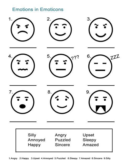 Emotions Worksheets by 43 Free Esl Worksheets That Enable Language Learners All Esl