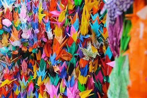 A Thousand Origami Cranes - senbazuru thousand origami cranes kcp international