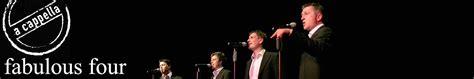 Mundart Gutmadingen by Fabulous Four 187 Wir Vier Und Ihr 171 A Cappella Band Aus Dem