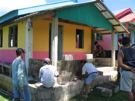 gk houses the quot gawad kalinga gk quot houses in naval biliran picture