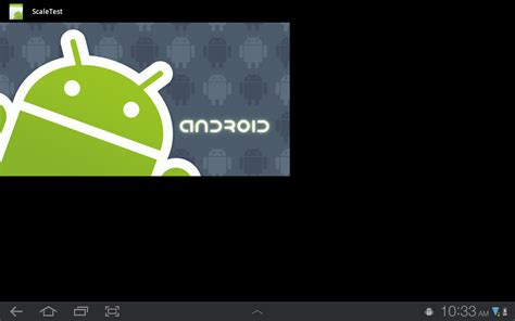 layout animation objectanimator android how do you scale down an imageview with