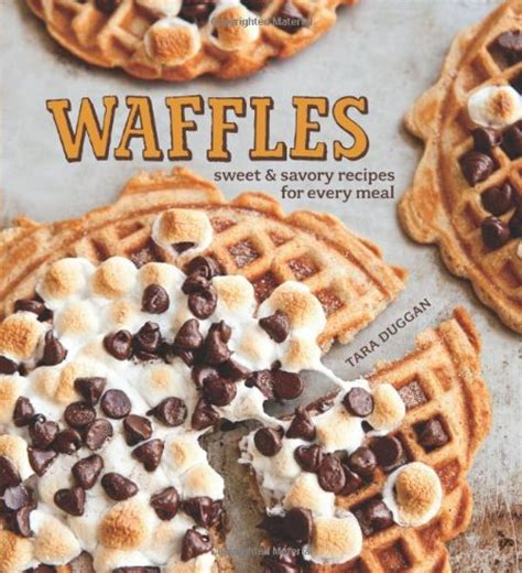 waffles sweet savory recipes for every meal