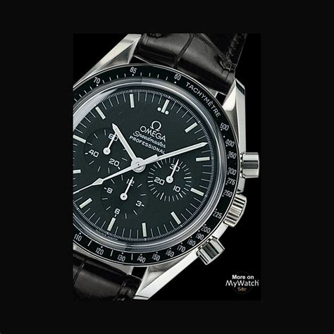 Louis Erard Omega Speedmaster Professional Moonwatch Speedmaster