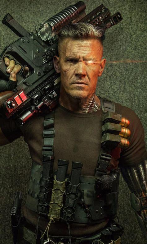 Cable Deadpool 2, Full HD 2K Wallpaper