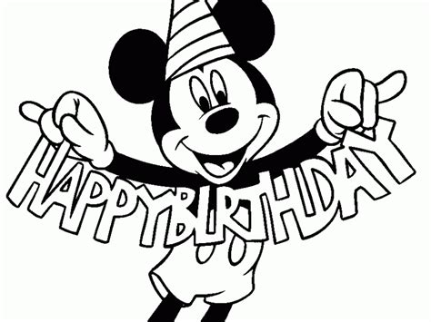mickey mouse house coloring pages mickey mouse clubhouse birthday coloring pages disney