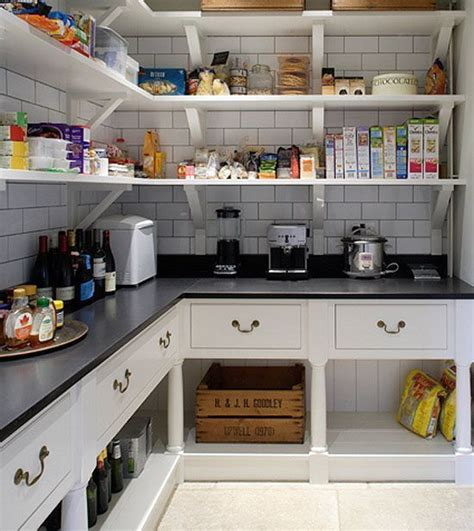 Open Pantry Ideas by Best 20 Open Pantry Ideas On Open Shelving
