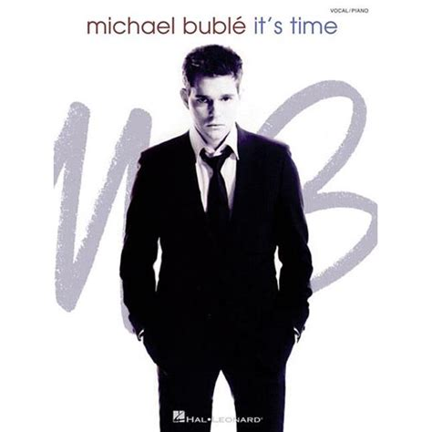 michael buble it s time walmart