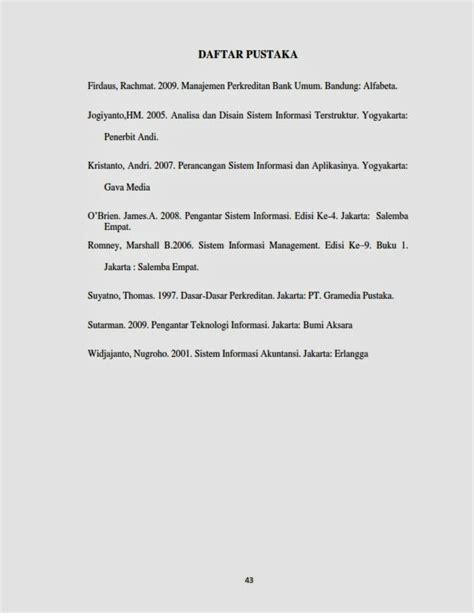 contoh daftar pustaka wawancara contoh 37 contoh makalah komputer mika put