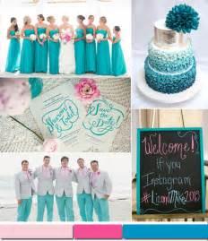 Blue wedding color idea and decor for spring summer wedding 2015 jpg