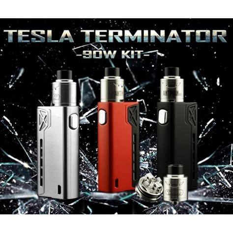 Sale Tesla Terminator 90w vapinc tesla terminator 90w rda antman 22