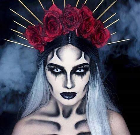 Harga Forever Fierce hauntingly beautiful skeleton makeup mugeek vidalondon