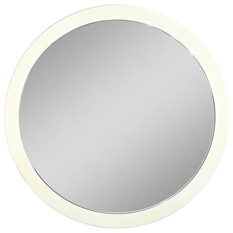 bathroom wall mounted led lighted vanity mirror 27 x 28 round 22 quot led lighted wall mount vanity bathroom mirror