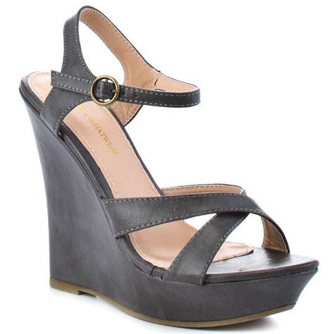 Sandal Grey by Grey Sandals Crafty Sandals