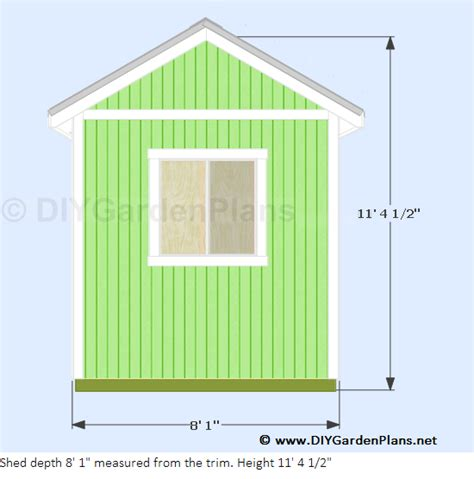 dan ini free plans for 16x24 shed dan ini 6 x 8 garden shed plans free