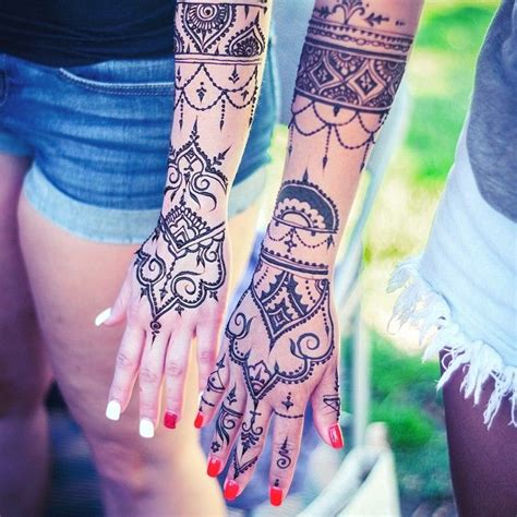 henna tattoo full arm 444 b 228 sta bilderna om stop henna time p 229