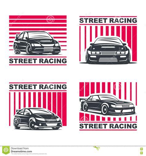 street racing design elements vector nitro cartoons illustrations vector stock images 115