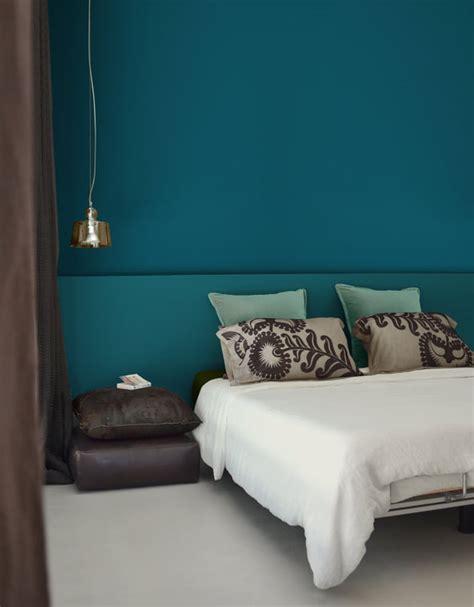 Deco Chambre Parentale 5018 by Peinture Bleu De Su 232 De Et Acapulco De Paint