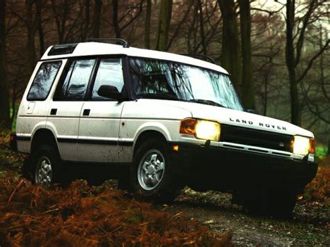 1997 land rover discovery off 1997 land rover discovery overview cars com